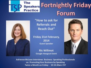 TSP-Fortnightly-Free-Friday-Forum-Ric-Willmot