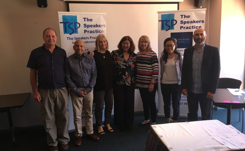 The Speakers Practice – Presentation Skills workshop for Professionals